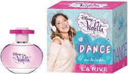 """La Rive Disney Violetta Dance EDP - Детски парфюм от серията """"Violetta"""" - продукт"""