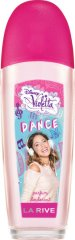 """La Rive Disney Violetta Dance Parfum Deodorant - Детски парфюм-дезодорант от серията """"Violetta"""" - продукт"""