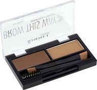 Rimmel Brow This Way - Сенки за оформяне на вежди -