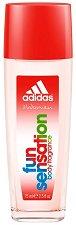 Adidas Women Fun Sensation - парфюм