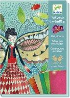 Оцветявай с цветно фолио - Светулки - Творчески комплект - играчка