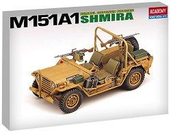 Военен джип - M151A1 Shmira -