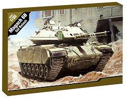 Танк - Magach 6B Gal Batash - Сглобяем модел -