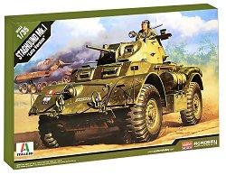 Брониран автомобил - Staghound Mk I Late Version -