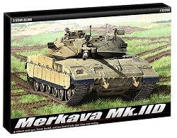 Танк - Merkava Mk.IID - Сглобяем модел -