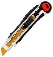 Макетен нож с метален корпус - Ширина на резеца - 18 mm