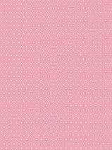 Картон за скрапбукинг - Розов на точки 02