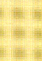 Картон за скрапбукинг - Тъмно жълто каре 21