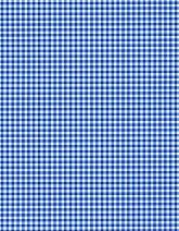 Картон за скрапбукинг - Синьо каре 25