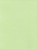Картон за скрапбукинг - Светло зелено каре 26