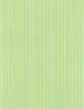 Картон за скрапбукинг - Светло зелено райе 36