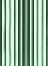 Картон за скрапбукинг - Тъмно зелено райе 37