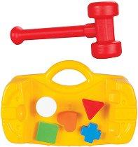 Чукче и наковалня - Детски играчки - играчка