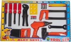 Комплект детски инструменти -