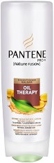 """Pаntene Oil Therapy Conditioner - Подхранващ балсам за увредена коса от серията """"Oil Therapy"""" -"""
