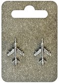 Метални висулки - Самолети