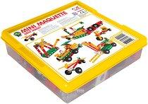 Детски конструктор - 6 в 1 - играчка