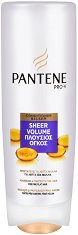 Pantene Sheer Volume Conditioner - Балсам за тънка коса без обем -