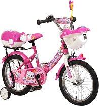 "Swimming Cyclamen - Детски велосипед 16"" - продукт"
