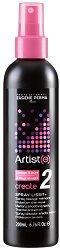 "Eugene Perma Artiste Spray Lissit+ Termal Protection - Термозащитен спрей за коса с изглаждащ ефект от серията ""Artiste Create"" - лак"