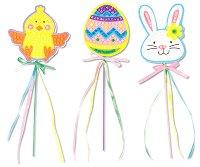 Направи сам - Великденски мозайки - Творчески комплект - продукт