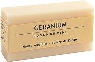 Натурален сапун - Geranium -