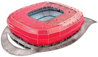 Алианц Арена, Мюнхен - 3D пъзел - пъзел