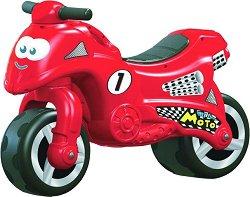Моят първи детски мотор за бутане -