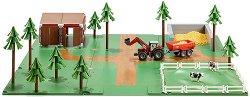 """Ферма - Комплект за сглобяване от серията """"Siku: World"""" - играчка"""