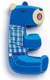Буква - E - Дървена играчка - играчка