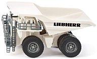 """Миньорски самосвал - Liebherr T 264 - Метална играчка от серията """"Super: Cranes"""" -"""