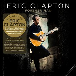 Eric Clapton - Forever Man - 2 CD -