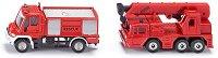 """Пожарни коли - Метални играчки от серията """"Super: Emergency rescue"""" - количка"""