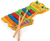 Ксилофон - Animambo - Дървен музикален инструмент -
