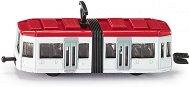 """Трамвай - Метална играчка от серията """"Super: Bus & Rail"""" - фигура"""