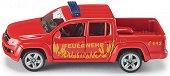 """Пожарен пикап - VW Amarok - Метална играчка от серията """"Super: Emergency rescue"""" -"""