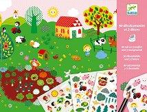 Декорирай сам - Ваканция - Творчески комплект с ваденки - играчка