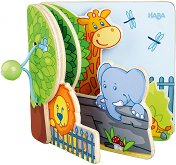 Бебешка книжка - Зоо - творчески комплект