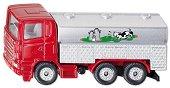 """Камион с цистерна за мляко - Метална играчка от серията """"Super: Transport"""" - играчка"""