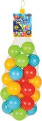Пластмасови топки - С диаметър 7 cm - детски аксесоар