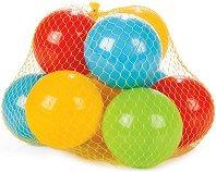 Пластмасови топки - С диаметър 9 cm -