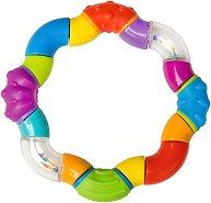 Дрънкалка с подвижни елементи - Twista Rattle - За бебета над 4 месеца -