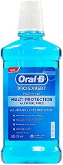 Oral-B Pro-Expert Multi Protection - Вода за уста за цялостна грижа - шампоан