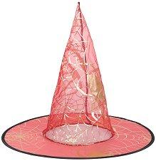 Карнавална шапка - Вещица - Парти аксесоар -