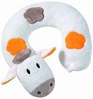 Възглавница за път - Кравичка - Бебешки аксесоар за кола -