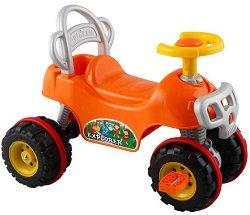 Детско АТВ с педали - Explorer - играчка