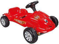 Детска кола с педали - Herby - играчка