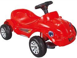 Детска кола с педали - Happy Herby - играчка