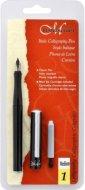 Калиграфска писалка - Italic - Комплект от 3 части