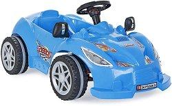 Детска кола с педали - Speedy -